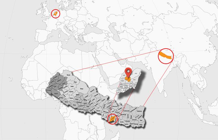 Haripur ligt in het Sarlahi -district in de Janakpur-zone