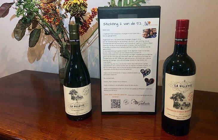 2 van de 52 - Wijnpakketten