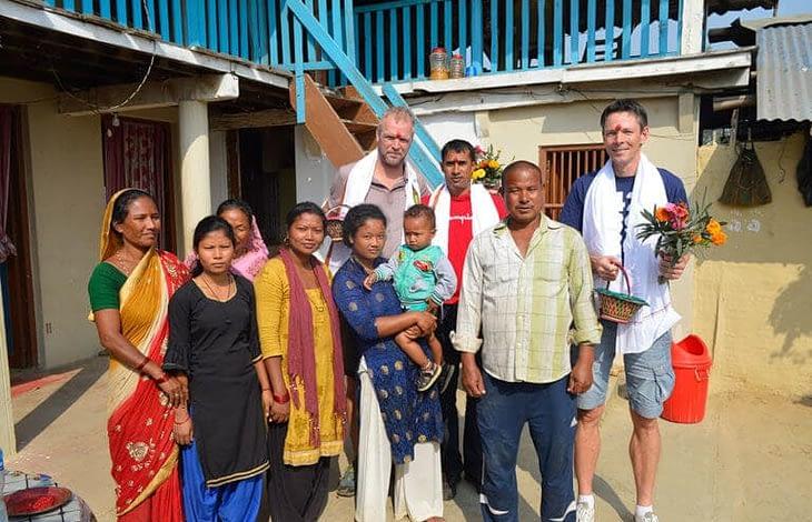 Bezoek Haripur Nepal – Wijtze & Rob – Dag 2