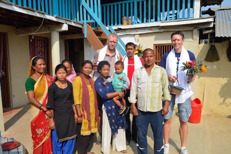 Bezoek Haripur Nepal – Wijtze & Rob – Dag 6